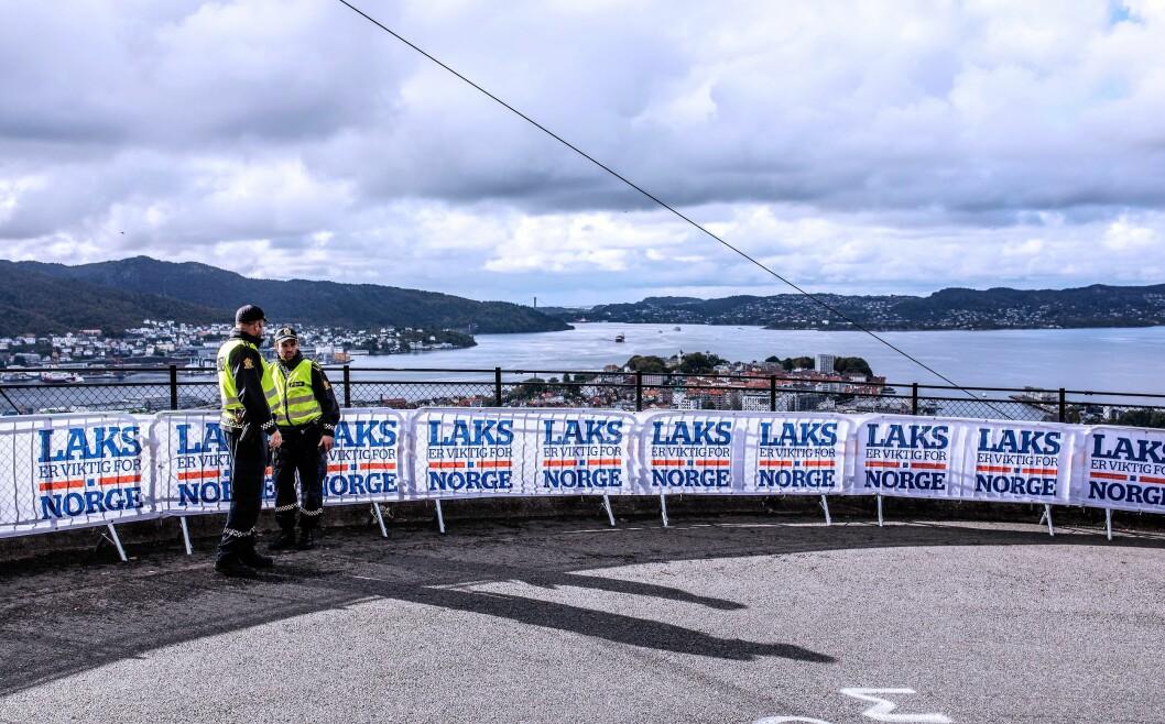 TRAFIKK: Klemmetsen understreker at sykkel-VM i Bergen var en folkefest og at politiinnsatsen var meget god. Likevel ser han flere forbedringspunkter når det gjelder trafikk og sikkerhet.