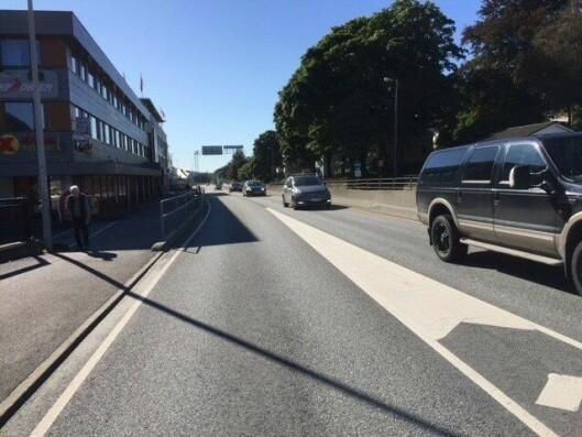 VIKTIG: Trafikk er et fag som politiet må beherske og som angår alle, mener Klemmetsen. – Trafikk er mer enn fart, promille, beltekontroll og måltall.