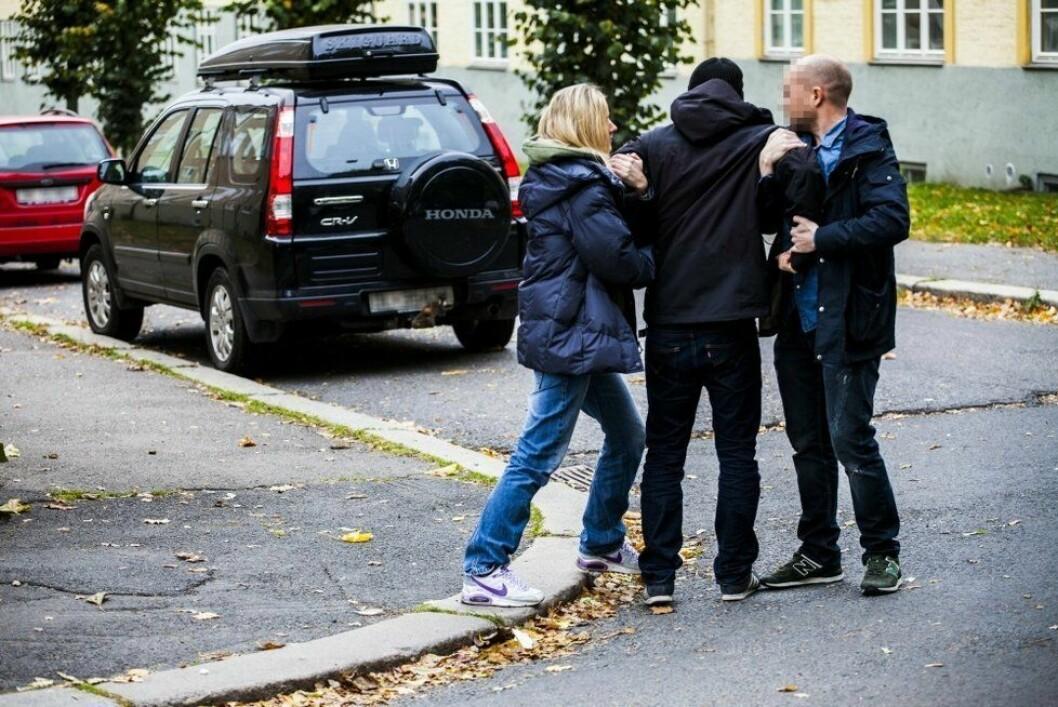 TOPPHEMMELIG: Blant stillingene som POD ønsker å stoppe er stilling som seksjonsleder for Spesielle Operasjoner, en unik gruppe i norsk politi som er hemmelig. SO jobber blant annet tett opp mot kriminelle miljøer.