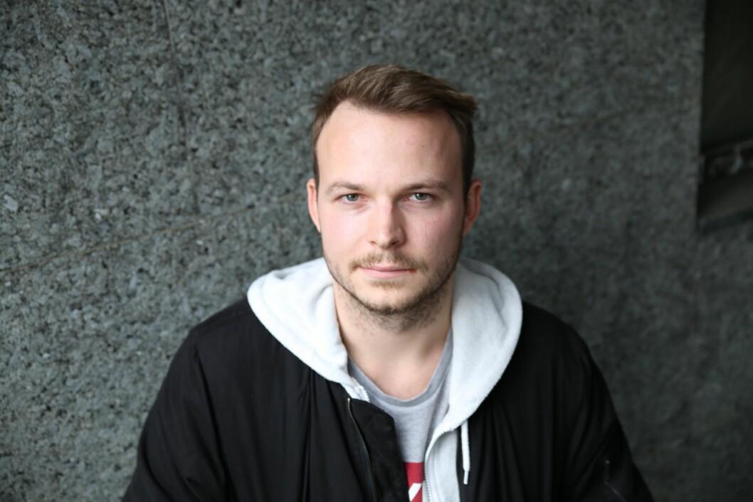 KLAR: Knut Håkon Skofsrud har i over ett år ventet på politijobben. –Jeg er skuff et over at denne regjeringen med to ulike justisministere har lovet meg jobb i politiet uten at det har ført til noe, sier han.