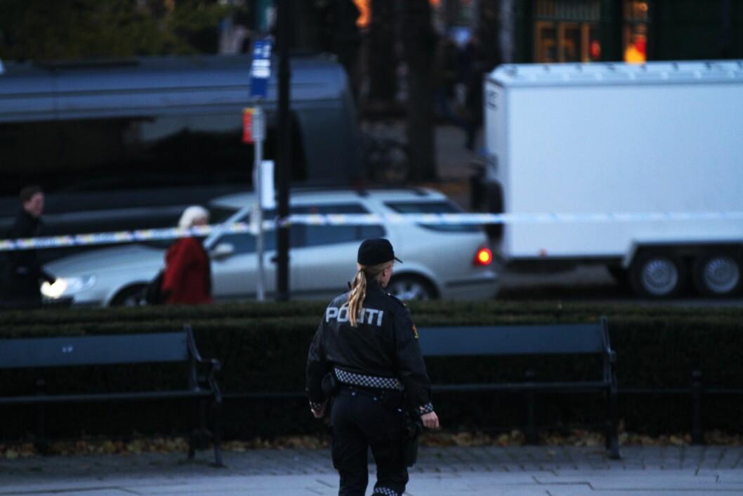 KREVJANDE: For mange politifolk er dette ei krevjande og delvis dramatisk tid, skriv Jenny Klinge i Sp.