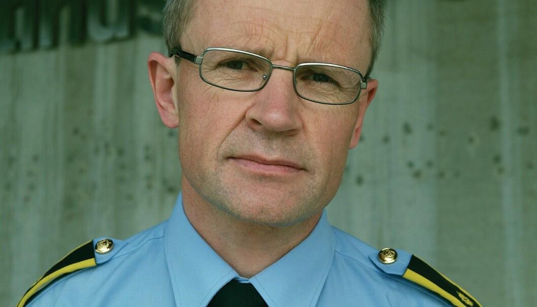 KRITISK: Arne Jørgen Olafsen, medlem av beredskapsutvalget og visepolitimester i Øst politidistrikt, reagerer på de mange beskyldningene fra PST i deres høringsuttalelse.