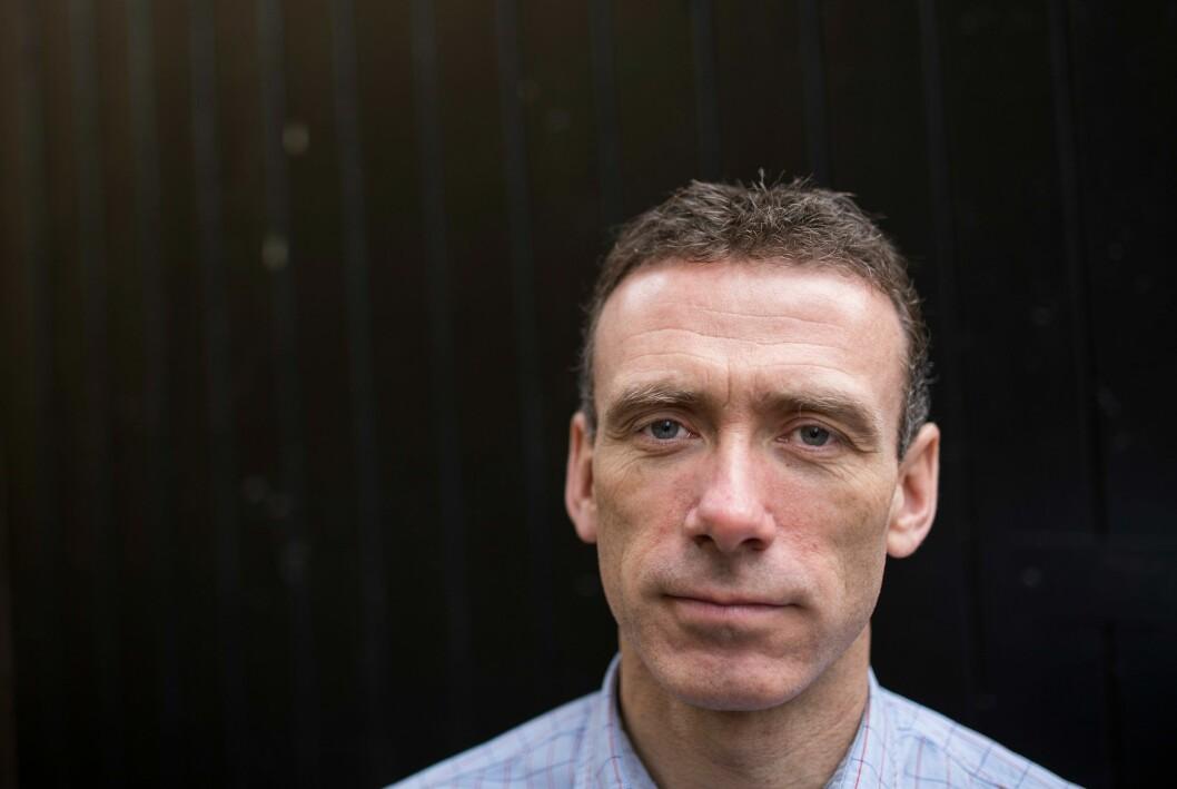 UENIG: Lokallagsleder i PST, Lasse Hekkås er uenig i kritikken fra Olafsen.