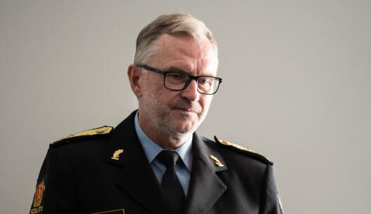 Hans Sverre Sjøvold, politimester i Oslo politidistrikt, er svært kritisk til bevæpningsutredningen.