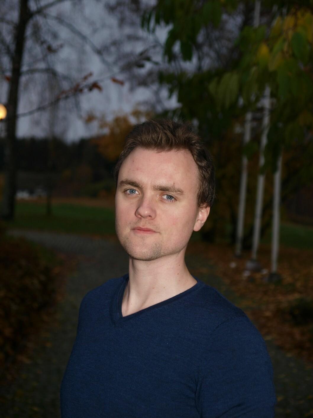Martin Danielsen, PF Politistudentene