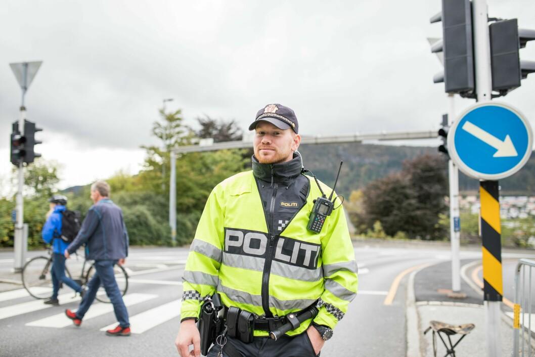 Antallet politifolk øker. Det gjør også politidekningen nasjonalt sett.
