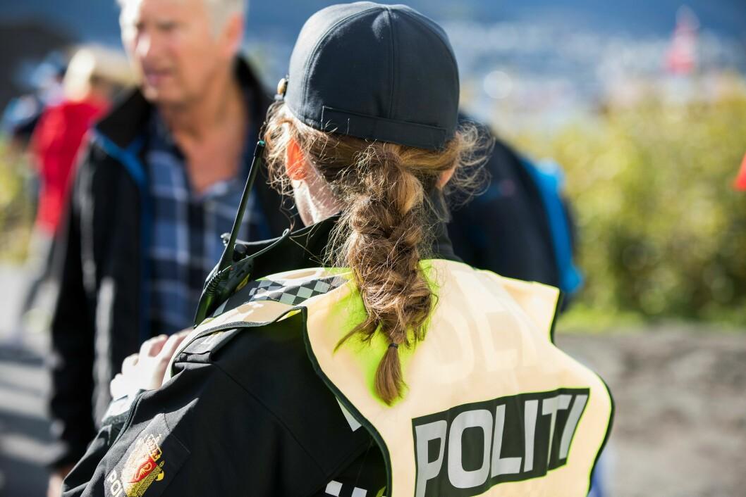 Opplever kvinner i politiet seksuell trakassering i jobben?