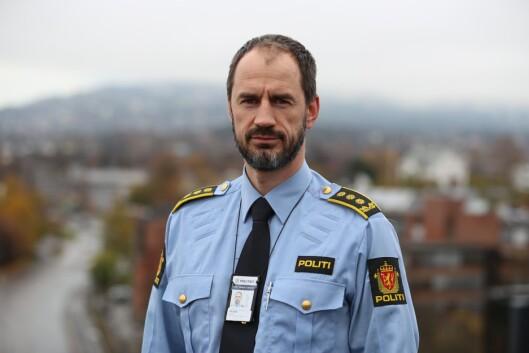 LEDER PROSJEKT I POD: Torgeir Haugen leder PODs prosjekt for beredskapssenteret. Han har tro på et beredskapssenter som oppfyller politiets krav, også innenfor en noe begrenset budsjettramme.