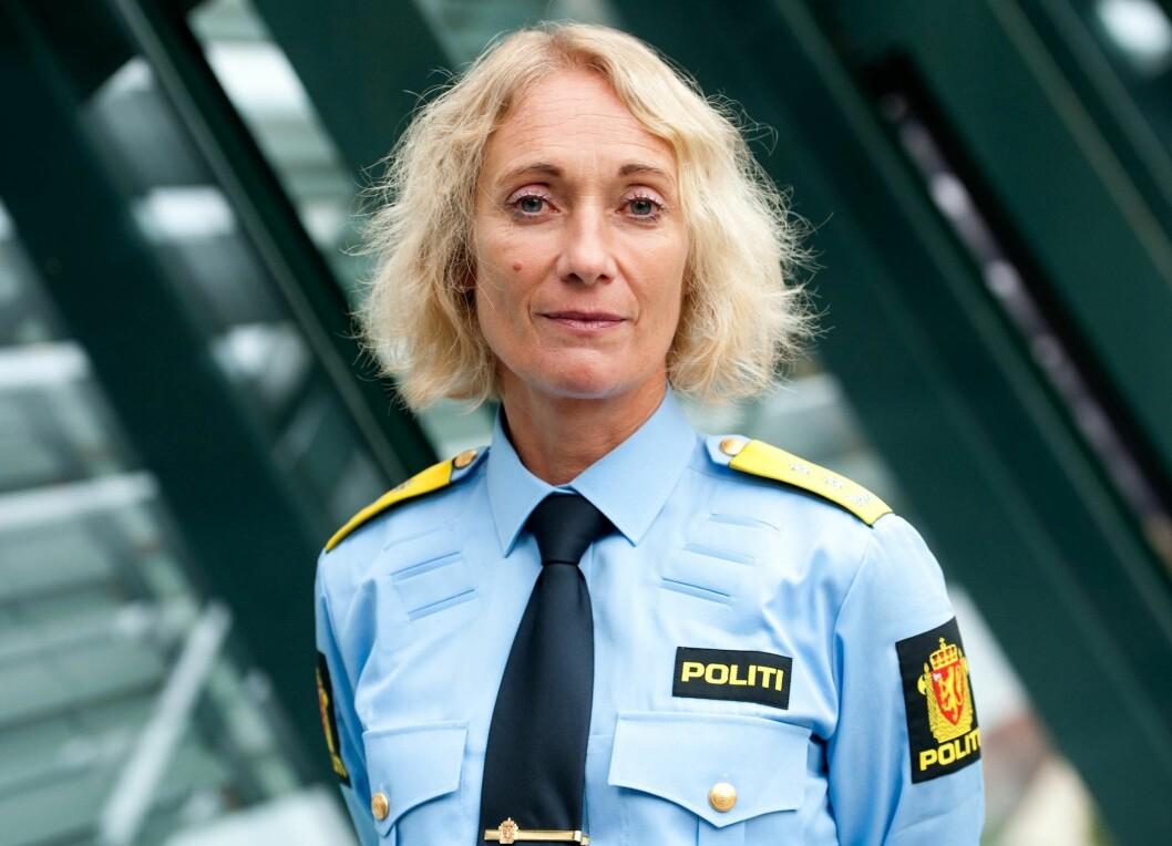 TETT PÅ: Rektor Nina Skarpenes registrerer økt engasjement rundt lokaliseringen av PHS, og vektlegger betydningen av å være tett på den videre behandlingen.