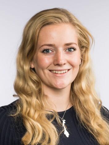 ÅPEN OG RYDDIG: Stortingsrepresentant Emilie Enger Mehl (Sp) fra Hedmark er opptatt av en åpen og ryddig prosess.