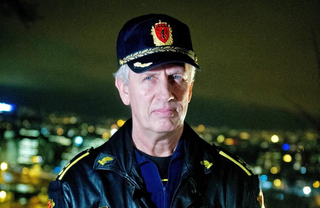 Thor Langli, mangeårig innsatsleder i Oslo politidistrikt.