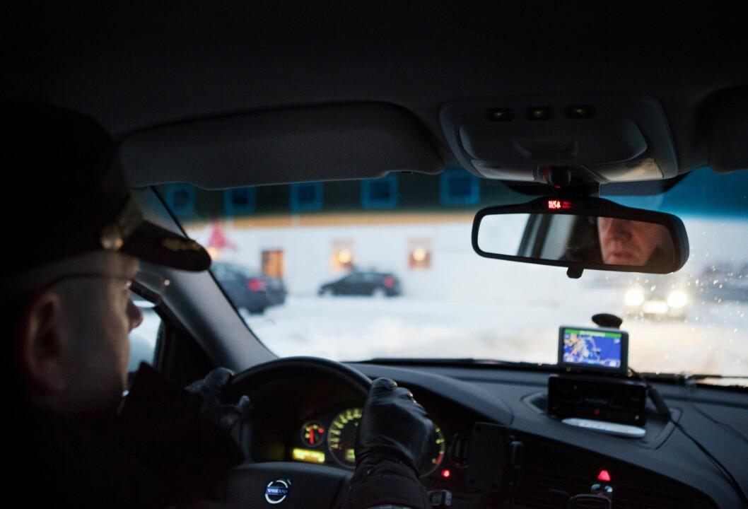 GJELDER MANGE: Arbeidsgivers tolkning av arbeidstid mot reisetid rammer mange i politietaten - og også i hele det norske arbeidsliv.