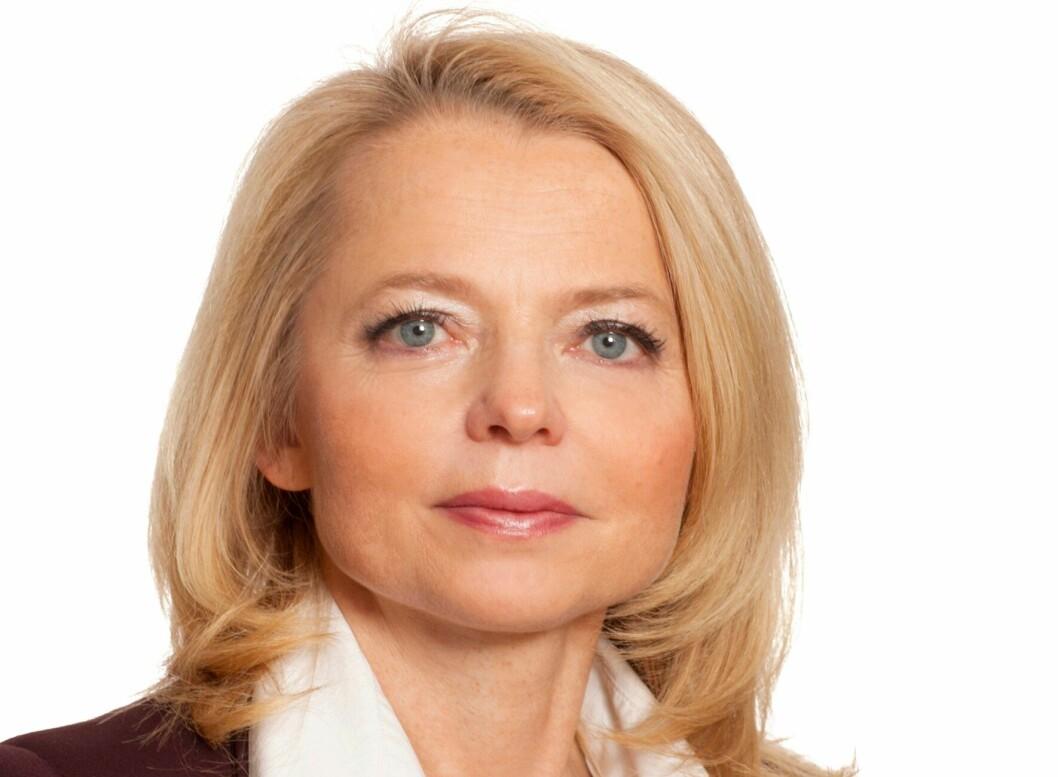 REGJERINGSADVOKAT: Siri Kristiansen prosederte saken for staten i EFTA-domstolen i Luxembourg.