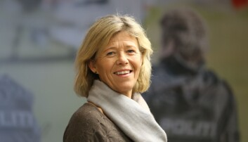 POLITIET ANSETTER FLERE: - Politidekningen forventes å øke etter andre halvår, og målet om to politiårsverk per 1000 innbygger gis høyest prioritet, sier HR-direktør Karin Aslaksen i POD.