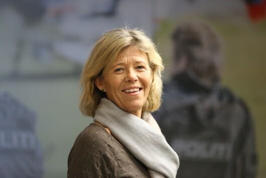 ER I GANG: - Aktuelle kandidater kan forvente å bli kontaktet i løpet av de neste ukene, sier POD-direktør Karin Aslaksen.