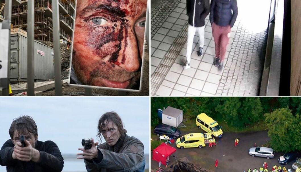 PÅ TOPP: Av fjorårets mest leste saker finner vi blant annet historien om politibetjentene fra Stryn, «Monster», om politimannen som ble angrepet på jobb og om nye opplysninger som slo sprekker i 22.juli-kommisjonens konklusjon.