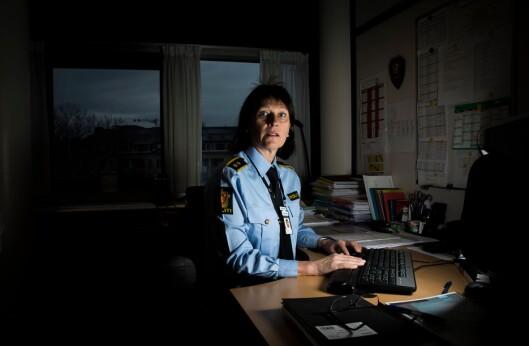 UENDELIG: «Uendelig» er uttrykket vi bruker, sier seksjonssjef Kari-Janne Lid om strømmen av overgrep mot barn.