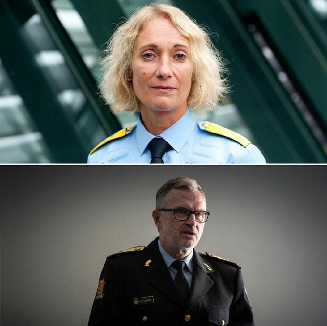 OSLO: PHS-rektor, Nina Skarpenes og politimester i Oslo, Hans Sverre Sjøvold argumenterer hvorfor de mener den bør forbli i hovedstaden.