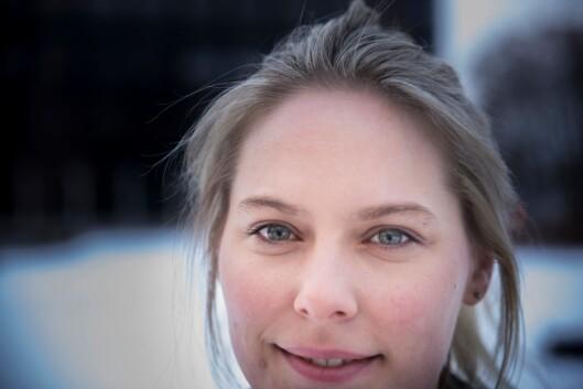 GA RÅD TIL ARBEIDSGIVER: Rakel Kristina Hauge vil holde så lenge hun kan i jobben hun brenner for. Derfor er hun opptatt av at man må tilrettelegge for at ansatte får god oppfølging i forbindelse med alvorlige saker.