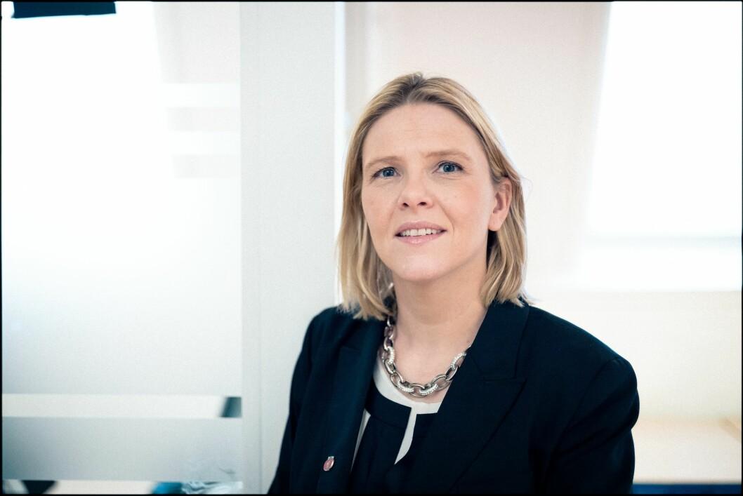 MER ANSVAR: Sylvi Listhaug er klar for enda flere oppgaver i den blågrønne regjeringen. I dag tar hun over som Norges nye justis-, beredskaps- og innvandringsminister.