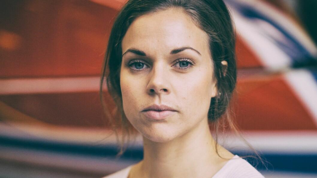 Hege Svendsberget er politibetjent i Oslo. Nå har hun krysset Atlanterhavet på rekordtid, sammen med resten av laget Rowegians.