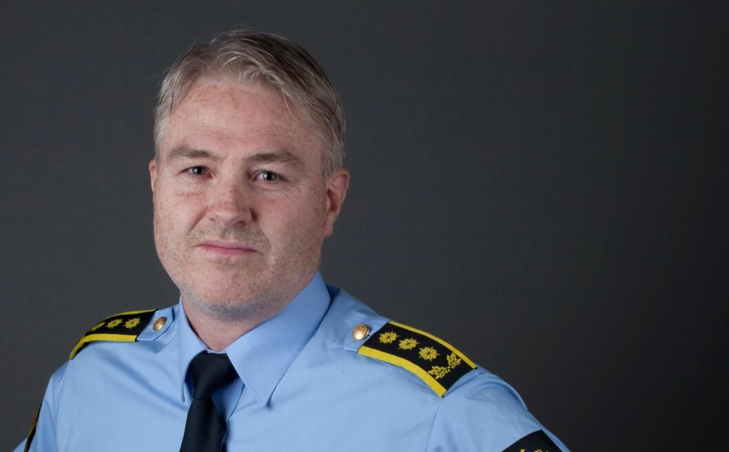 Eivind Borge i Kripos mener satsingen Kripos får i 2018-budsjettet er svært kjærkommen.
