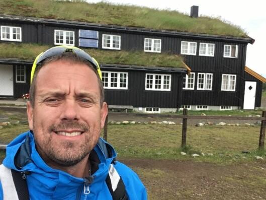 VERNEOMBUD: Bjørn Druglimo har 17 års erfaring i politietaten, og er nå 50 % vara hovedverneombud for politi- og lensmannsetaten nasjonalt og 50 % vara hovedverneombud for Sør-Øst politidistrikt.