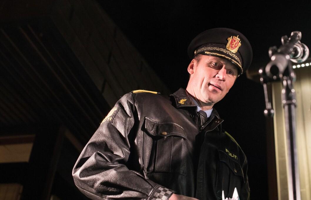 Steven Hasseldal er politimester i Øst politidistrikt.