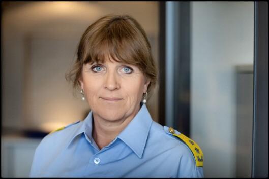Kristin Ottesen Kvigne, sjef for politifagavdelingen i POD.