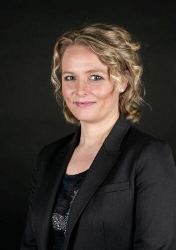 KREVER ENDRING: Lokallagsleder i PF Møre og Romsdal, Linn Kathrin Knudsen håper på kraftig forbedring. I løpet av februar skal det forhandles nye lønn.