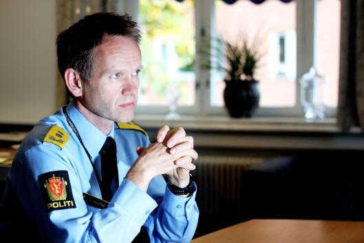 Assisterende politidirektør, Håkon Skulstad, sier de har mekanismer for å ivareta de ansatte.