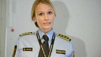 Leder reformarbeidet: Eva Sjøholt-Sandvik er nåværende leder for Prosjekt nye politidistrikter,