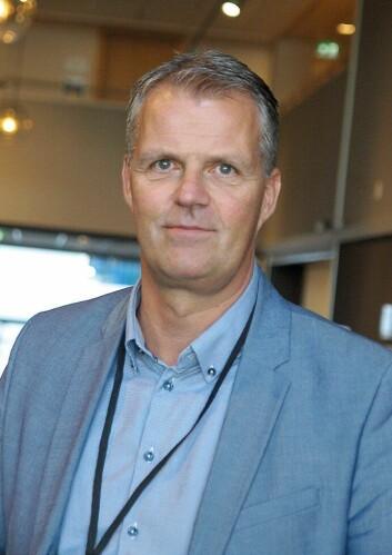 VIKTIG FOR Å LYKKES: God lederlønn er viktig for at man skal lykkes med politireformen, sier leder for Politilederne i PF, Lars Reiersen.