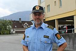 KRITISK: Tidlegare forbundsleiar og no politiinspektør i Sogn og Fjordane politidistrikt, Arne Johannessen, er kritisk til justisministerens ordbruk.