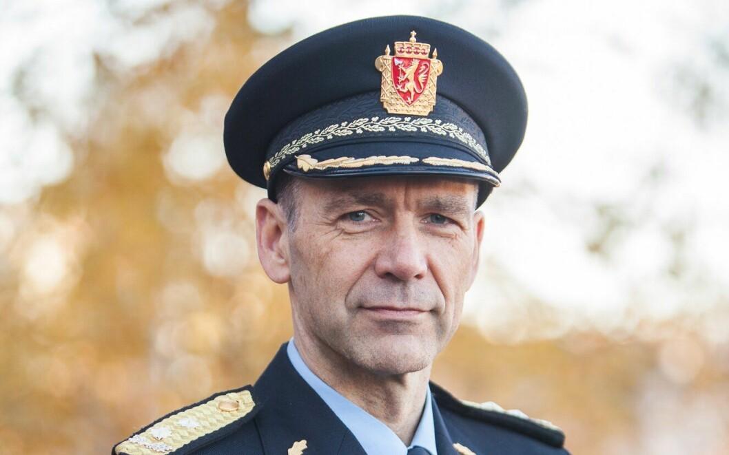 Hvordan virker PU-sjef Morten Erviks (bildet) uttalelser på politifolks ønske om å ytre seg seinere, spør PHS-professor Morten Holmboe.