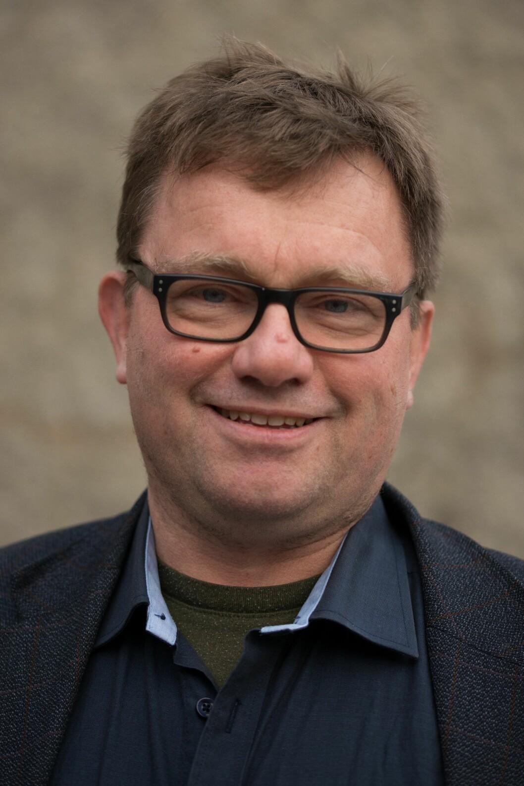 Morten Holmboe, professor ved PHS