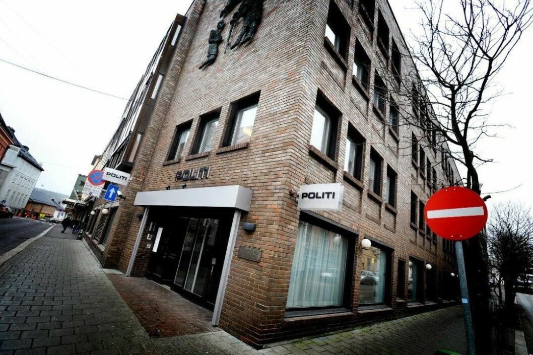 Politistasjonen i Tønsberg er hovedsetet i nye Sør-Øst politidistrikt.