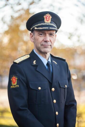 PU-sjef Morten Hojem Ervik
