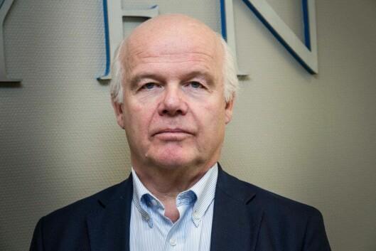 Jens-Ove Hagen, advokat.