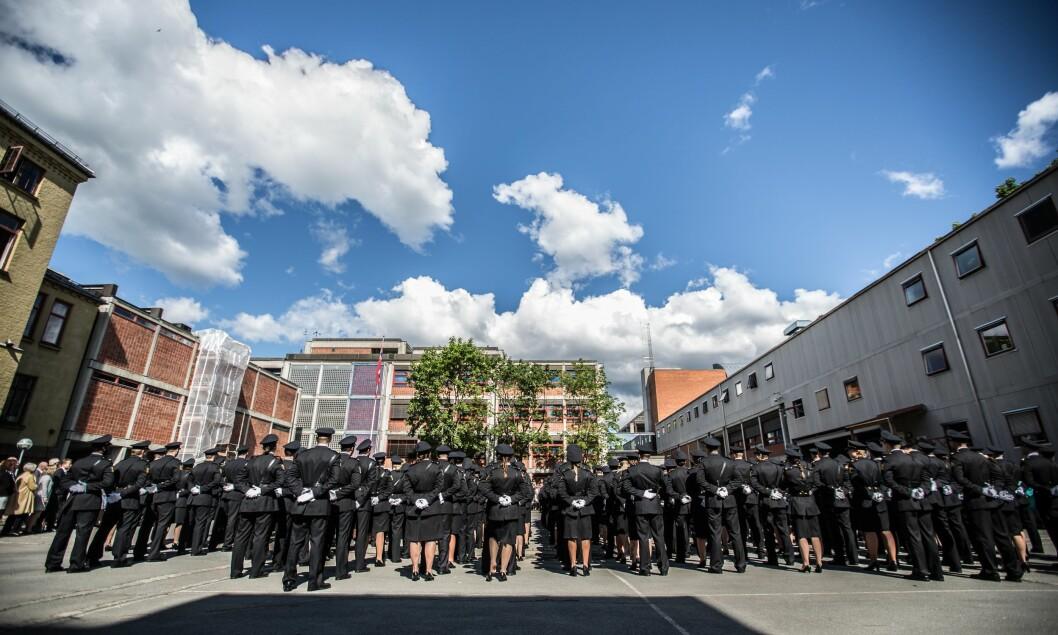 En ny politihøgskole er fortsatt i det blå. Og kanskje denne gang for godt?
