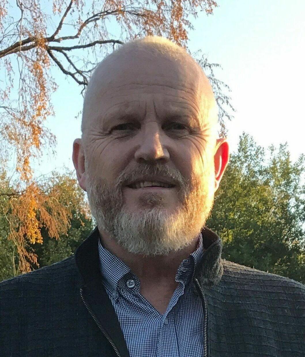 Ove Sem, tidligere politistasjonssjef i Trondheim