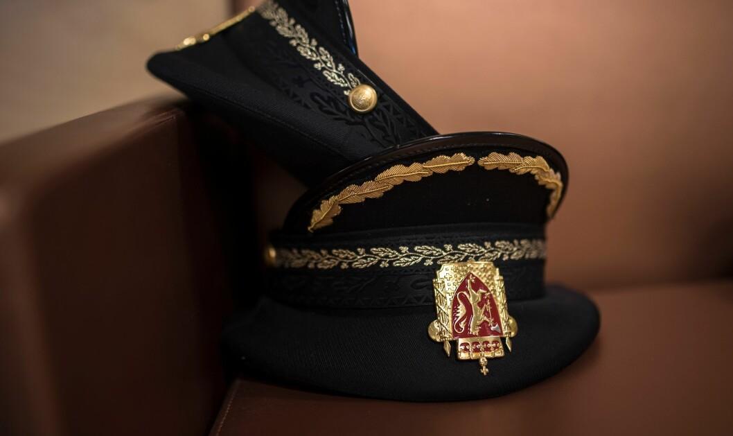 HATTEN AV: Politiet både nasjonalt og internasjonalt kjennetegnes av at ledere rekrutteres internt og «går gradene».
