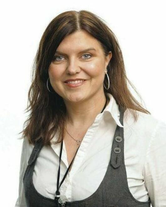 Birthe Eriksen, advokat for varslerne i Sør-Øst.