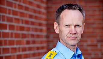 SPARER 50 MILL :– Vi er i ferd med å følge opp evalueringen, og allerede fra høsten vil politiet redusere sin konsulentbruk, sier assisterende politidirektør Håkon Skulstad.