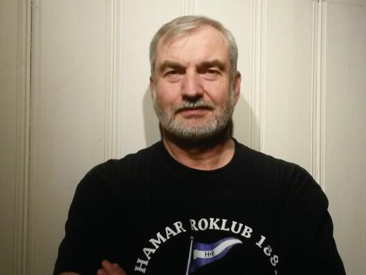 LA INN ÅRENE: Politioverbetjent Tor Sæming Eng kunne gjerne tenke seg å fortsette i jobben sin i Innlandet politidistrikt, men søknaden om å få fortsette etter fylte 60 år, ble ikke innvilget.