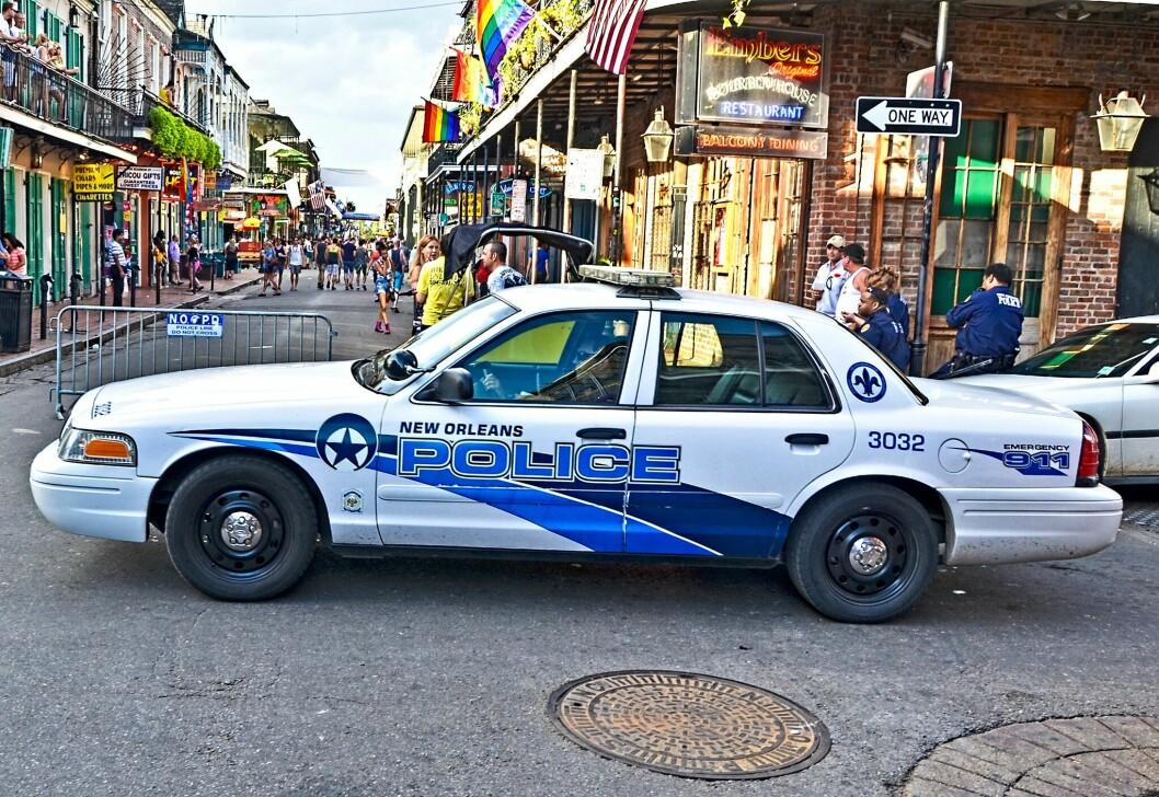 Politiet i New Orleans i USA inngikk avtale med Palantir. Uten at noen andre visste om det.