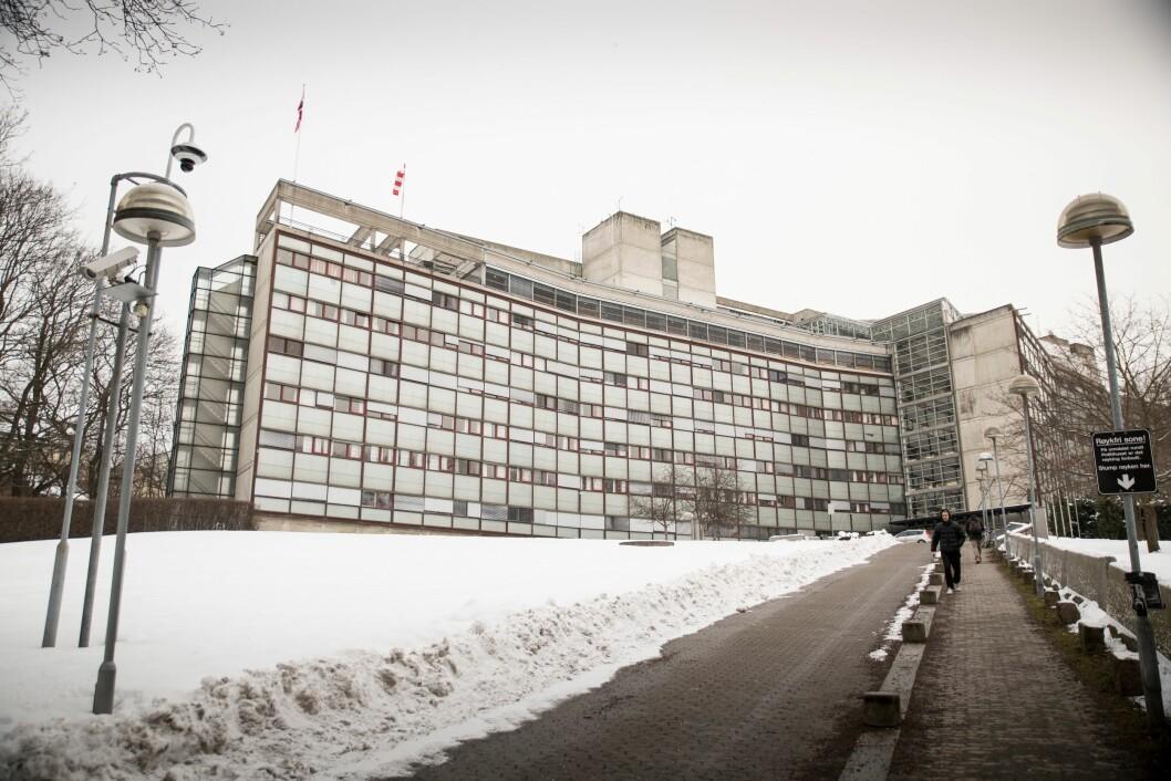 Politihuset i Oslo lider av omfattende mangler, skriver PFT. De retter skytset mot byggeier Statsbygg.
