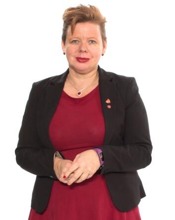 Siv Henriette Jacobsen, Arbeiderpartiet.