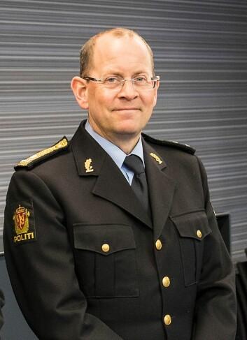 Visepolitimester i Oslo, Bjørn Vandvik.