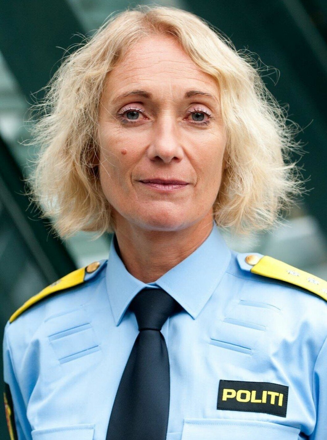 PHS-rektor, Nina Skarpenes.